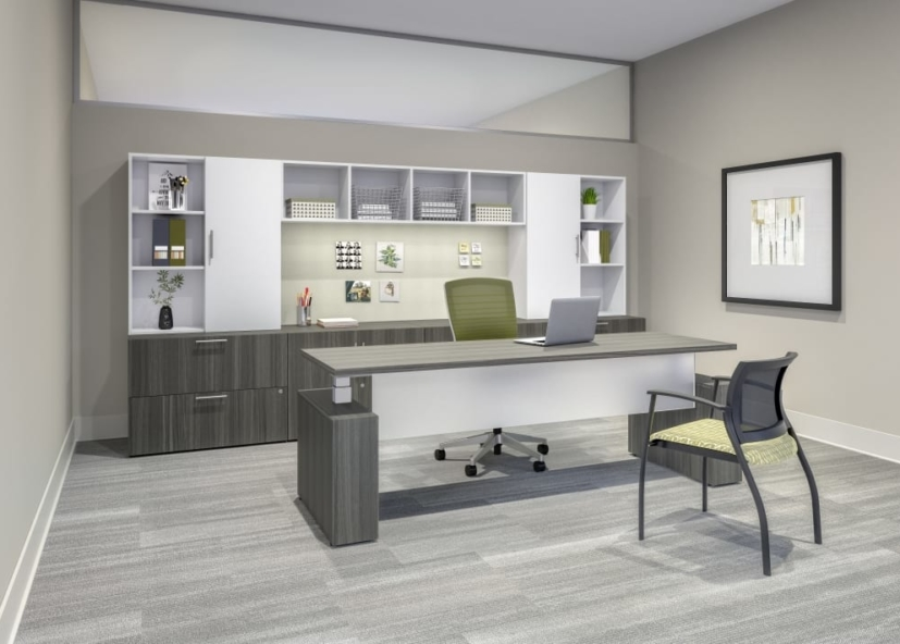 Office Furniture Cubicles Work, Contemporary Executive Office Furniture Sets